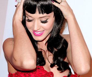 beautiful, diva, and katty perry image