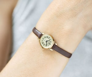 etsy, montre femme, and micro watch her image