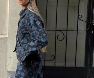 fashionable, fashionista, and street style image
