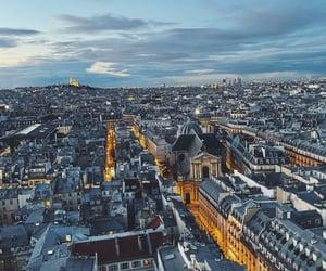 city, summer, and views image