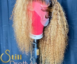 big hair, curls, and hair image