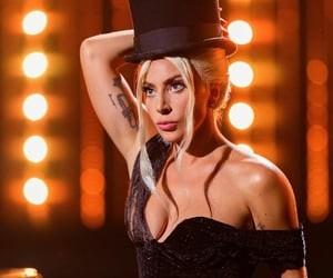 Lady gaga, tony bennett, and love for sale image
