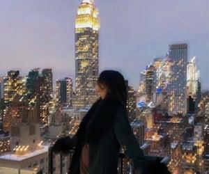 city, Dream, and fashion image