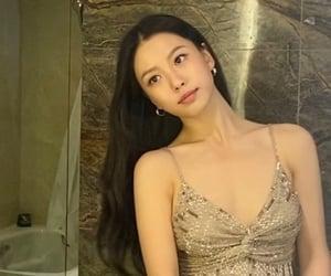 actress, korean, and kdrama image