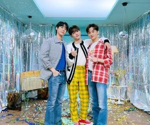 mark, taeyong, and doyoung image