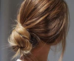 hair bun image