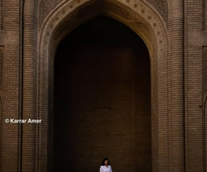 architecture, islamic architecture, and baghdad image