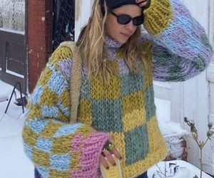 snow, street style, and autumn fall winter image