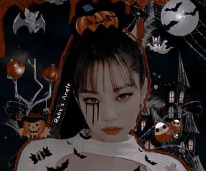 gif, icon, and halloween themes image