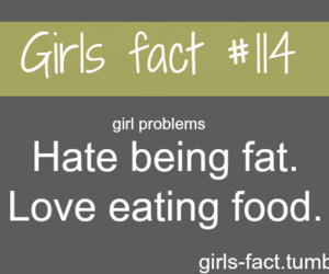 girl, quote, and fact image