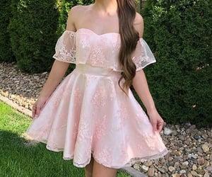 dresses, grad dresses, and evening dress image