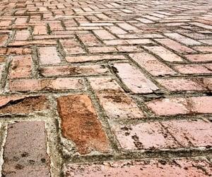 bricks, courtyard, and design image