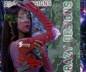 aesthetics, kpop, and edited themes image