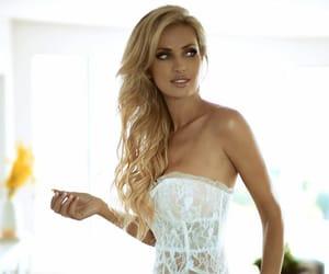 dress, lace, and luxury lifestyle image