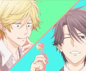 anime, slice of life, and shounen ai image