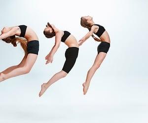 modern dance image