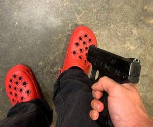 aesthetic, crocs, and fashion image