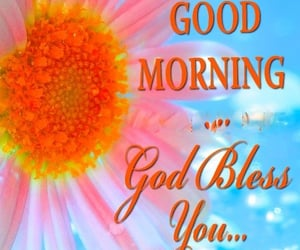 blessing, love, and goodmorning image