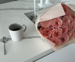 fashionable, peonies, and weheartit image