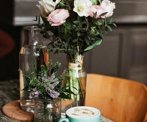 beauty, flowers, and bouquet image