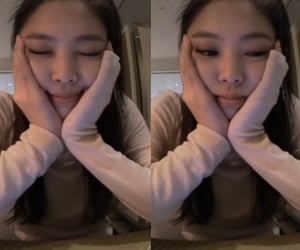 baby, jennie, and cute image