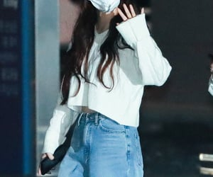 karina, korean girl, and kpop image