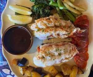 lobster and seafood image