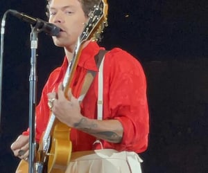 performance, tour, and Harry Styles image