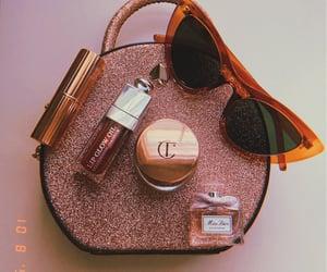 bag, girly, and pink image