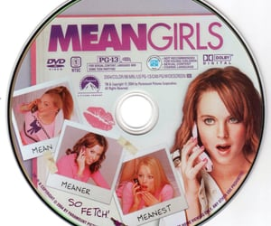 cd, mean girls, and disc image