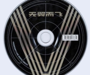 cd, disc, and wayv image