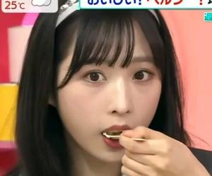 eating, gg, and idol image