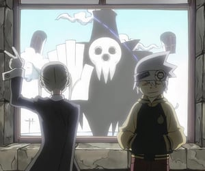 2d, soul eater evans, and aesthetic image