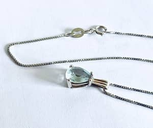 etsy, simple elegance, and sterling silver image