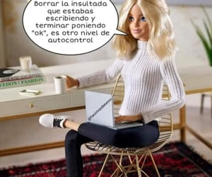 barbie, fragmento, and frases image