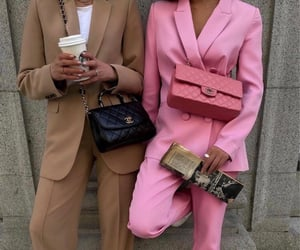 aesthetics, brown, and chanel image