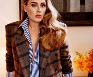Adele and girl image