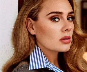 Adele, beauty, and clothes image