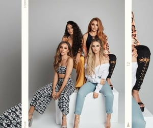 pop, little mix, and wallpapers image