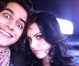 victorious, liz gillies, and beck oliver image