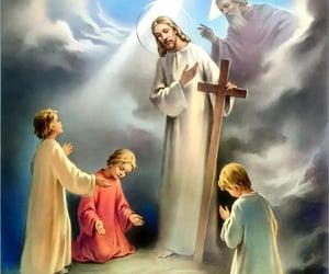 10 commandments, bible, and catholicism image