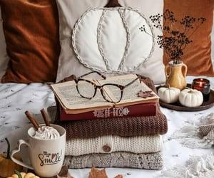 autumn, belleza, and book image