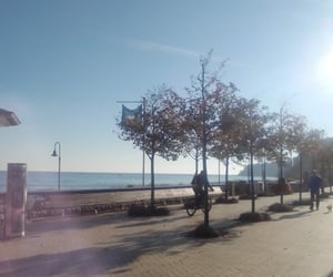 Herbst, ostsee, and sky image