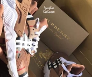 Burberry, clothes, and fashion image