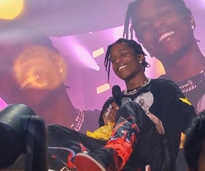 Hot and asap rocky image