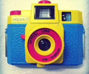 camera, colorful, and photography image