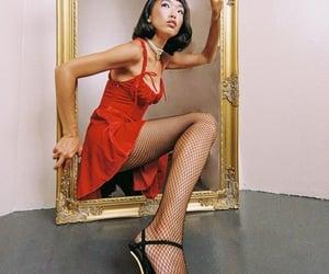 asian, bold, and fashion image