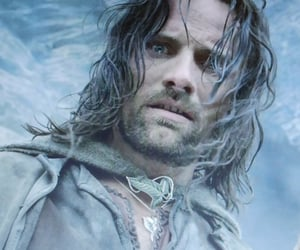 aragorn, LOTR, and the return of the king image