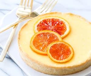 cake, food, and tart image
