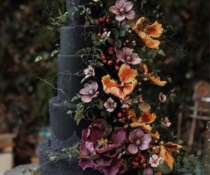 cake, photography, and wedding image